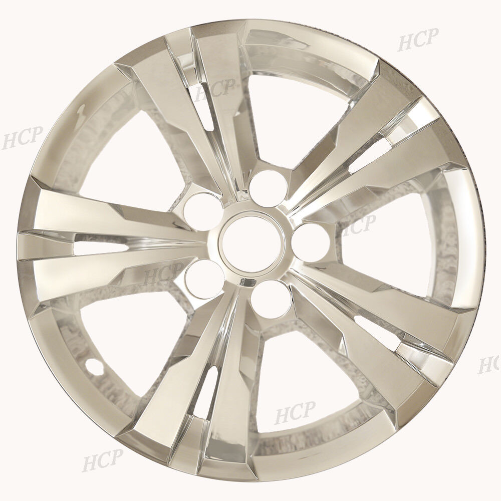 Craftsman Chrome Wheel Covers : Chevy equinox quot spoke chrome hubcaps hub cap