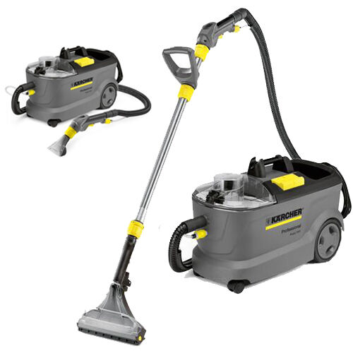 100 Floors Level 10: NEW MODEL KARCHER PUZZI 100 10/1 CARPET CLEANER