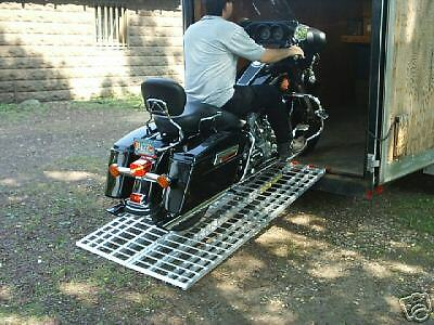 Aluminum Atv Ramps >> Aluminum Ramp 6 ft. - Motorcycles Onto Trailers - USA ...