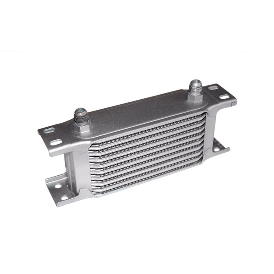 Engine Oil Cooler : Cxracing universal row an aluminum transmission