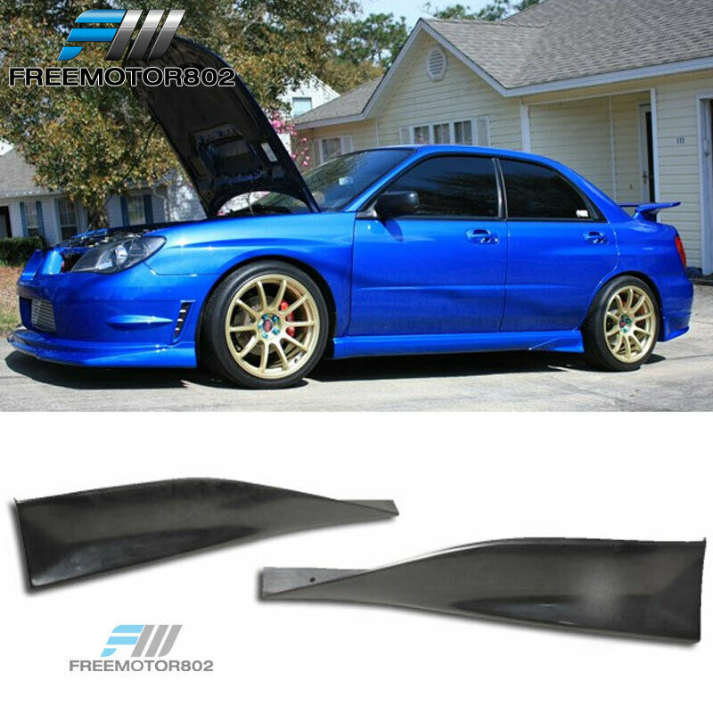 Is Front View likewise Maxresdefault as well Carbon Fiber Rear Body Kit Bumper Lip Spoiler Modification Shark Fin Underbody Diffuser For Buick Regal Gs moreover Product further Mk Scirocco Front Lip. on 02 wrx lip