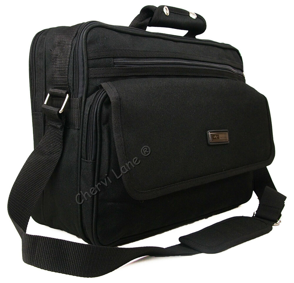 High quality black mens womens flight cabin hand luggage for Laptop cabin bag