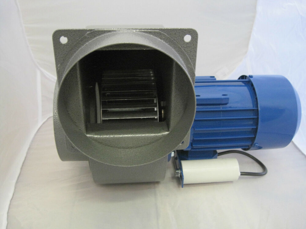 Dust Extractor Fan : Industrial extractor fan v centrifugal blower fume dust