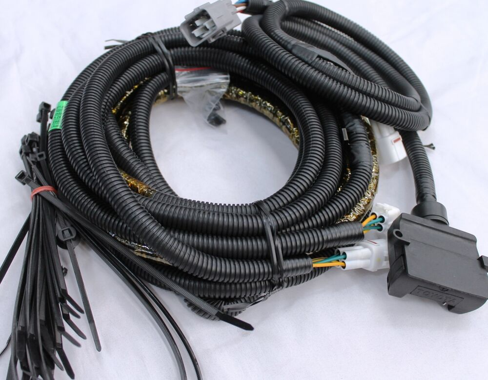 Toyota Landcruiser 70 Series Towbar Wiring Harness From