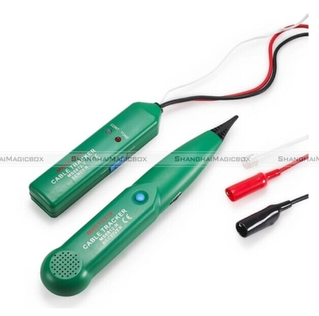 Lowes Tone Generator Electrical Wire Tracer Electrical: Telephone Phone RJ Cable Wire Line Tone Generator Probe