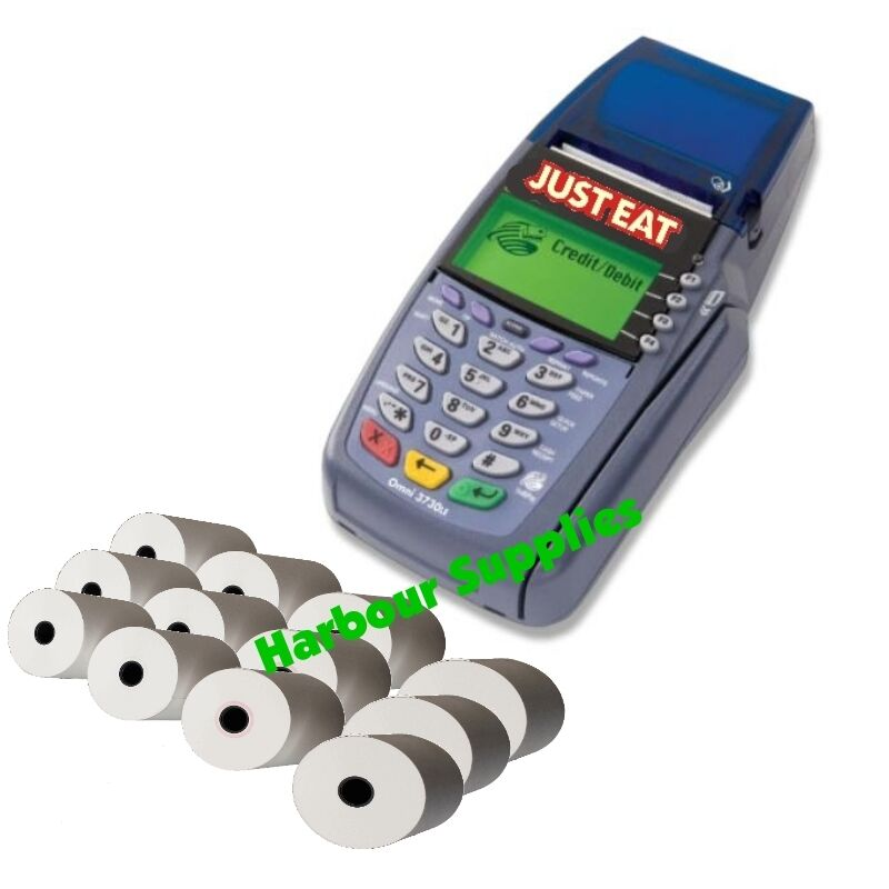 thermal paper rolls for credit card machine