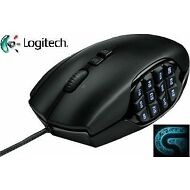Logitech MMO Gaming Mouse G600
