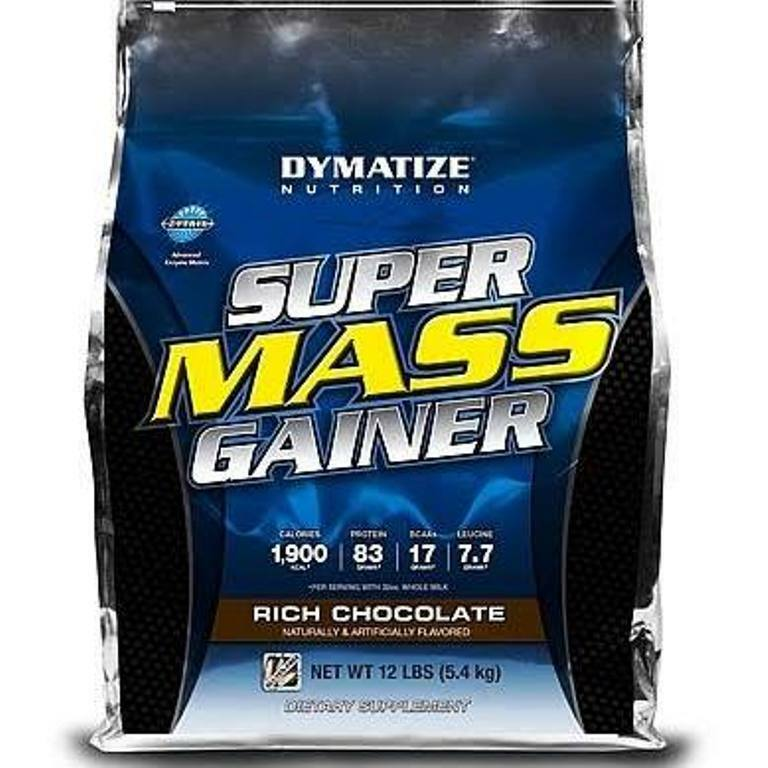 Dymatize super mass gainer best flavour