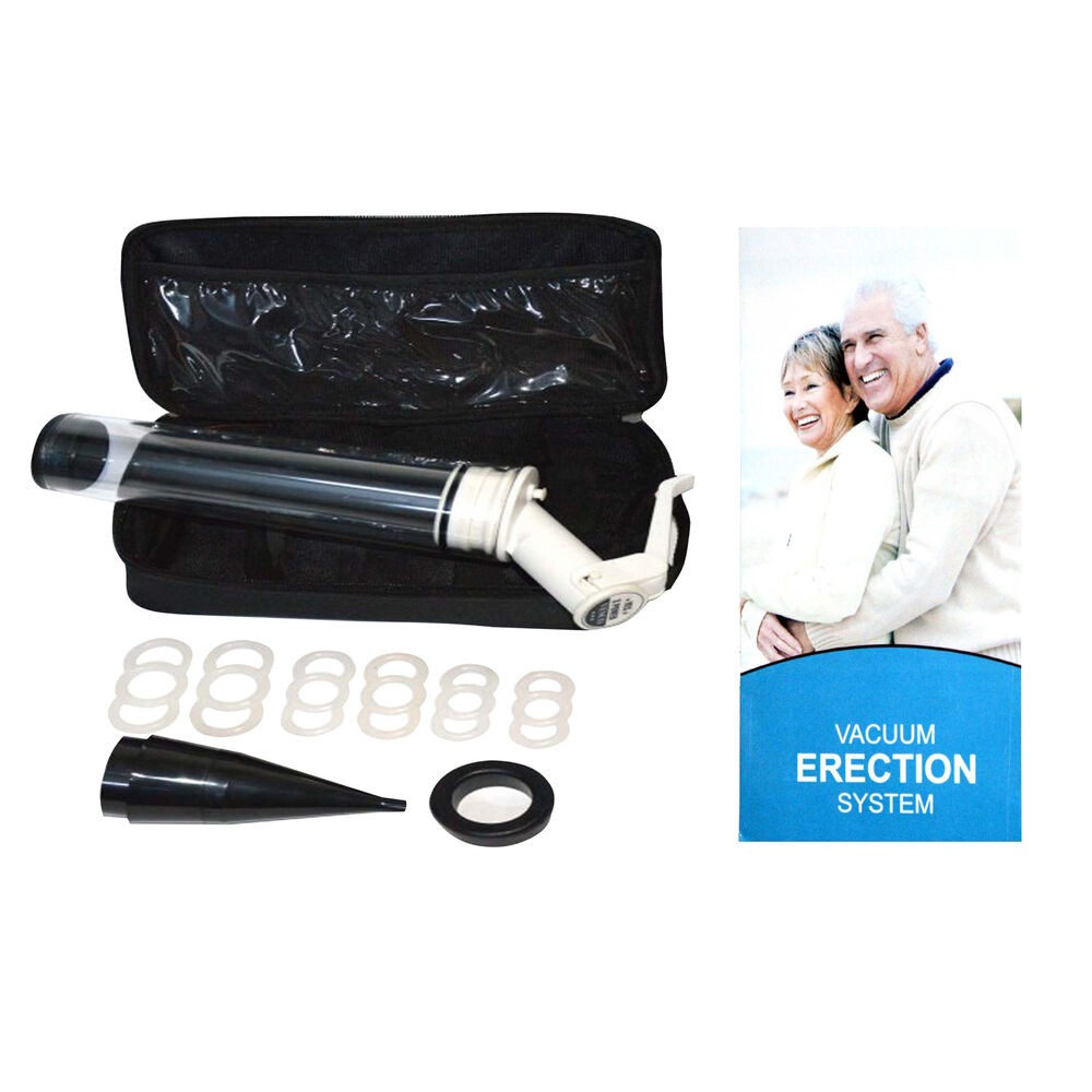 Vacuum Erection System Impotency Vacuum Therapy Erectile -7222