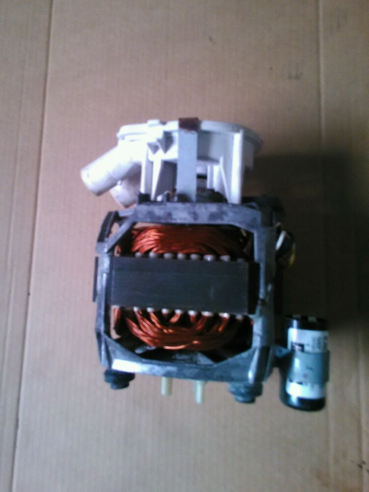 kenmore washing machine motors