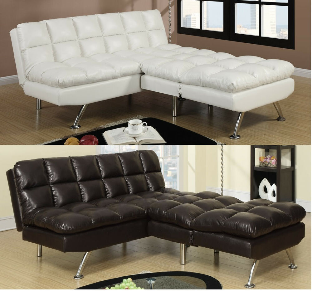 Sofa Couch Sectional Bed Sofa Cream Black Sofa Set Faux
