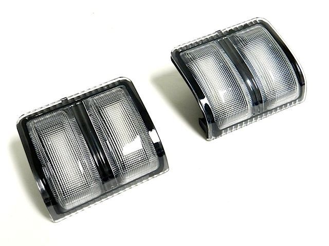 2008 2014 Super Duty Side Mirror Turn Lights Led Clear