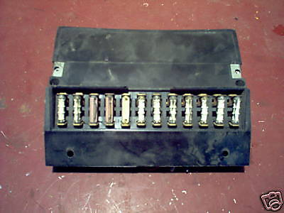 vw aircooled super beetle fuse assembly 73 79 1303 models