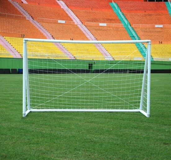 Best Backyard Soccer Goals :  Inflatable Soccer Goal w Net Portable Indoor Outdoor Backyard  eBay