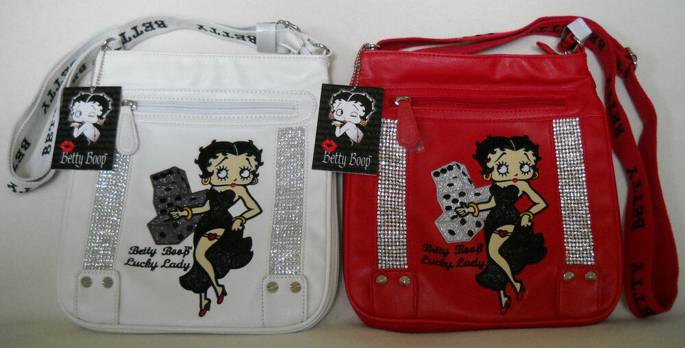 Betty Boop Purse And Wallet Set Where