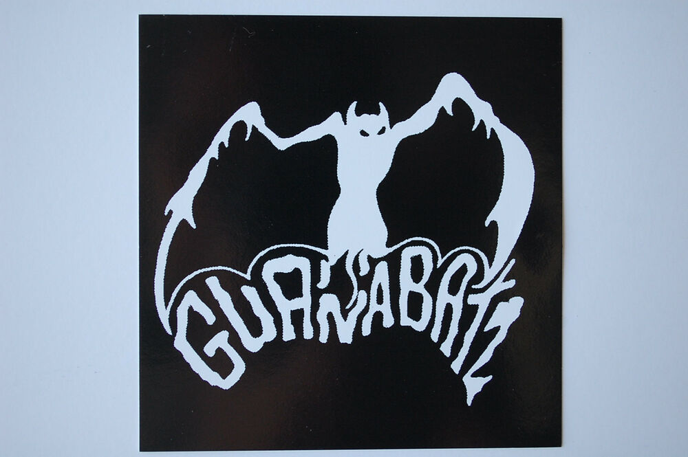 Guana batz sticker decal 291 rockabilly psychobilly mad sin tiger army ebay