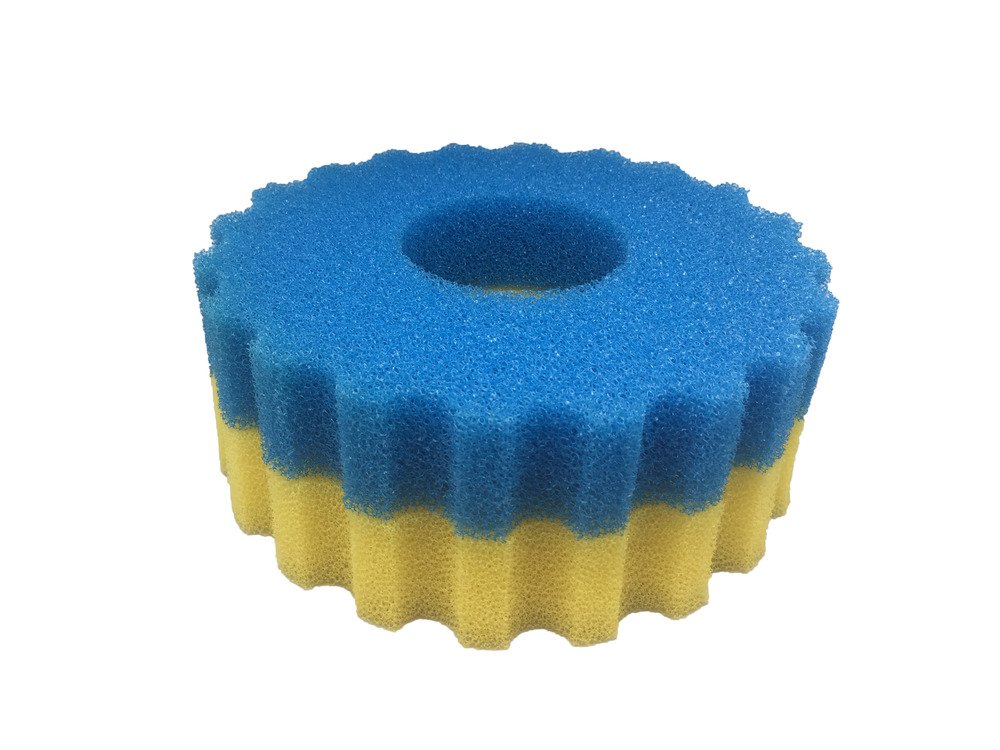 Sunsun grech cpf 5000 10000 15000 pressurized pond filter for Pond filter sponges