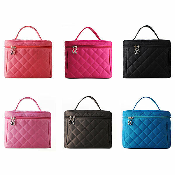Large Toiletry Organizer Bag Travel Lady Beauty Makeup
