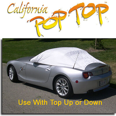 Bmw Z4 Poptop Sun Shade Interior Cockpit Car Cover Ebay