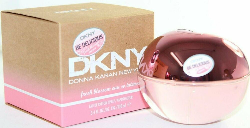dkny be delicious fresh blossom eau so intense edp perfume. Black Bedroom Furniture Sets. Home Design Ideas