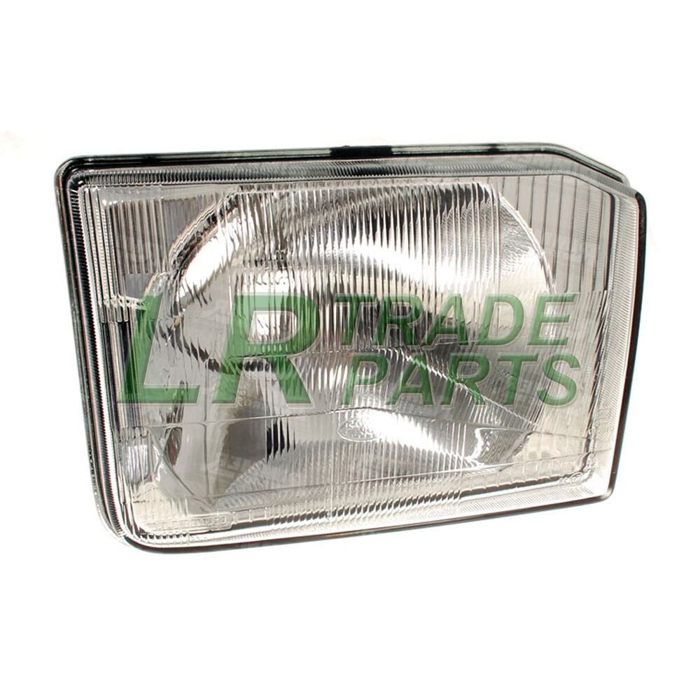 1994 Land Rover Discovery Exterior: LAND ROVER DISCOVERY 1 NEW FRONT HEADLIGHT LAMP RHS (O/S