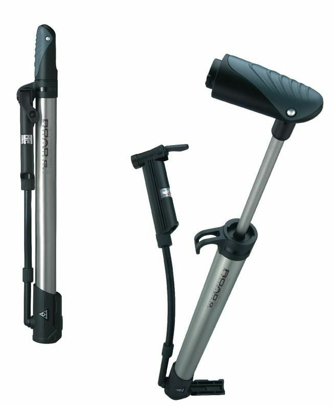 Topeak Road Morph G W Gauge Trp 3g Bike Frame Pump