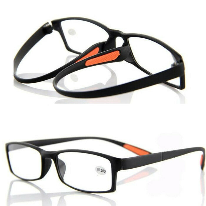 fashion reading glasses tr90 frame reader spectacles 1 0 1