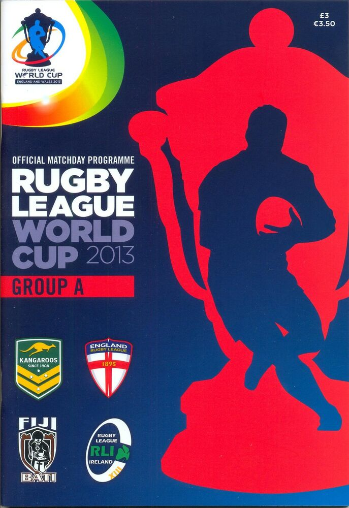 rugby league world cup champions
