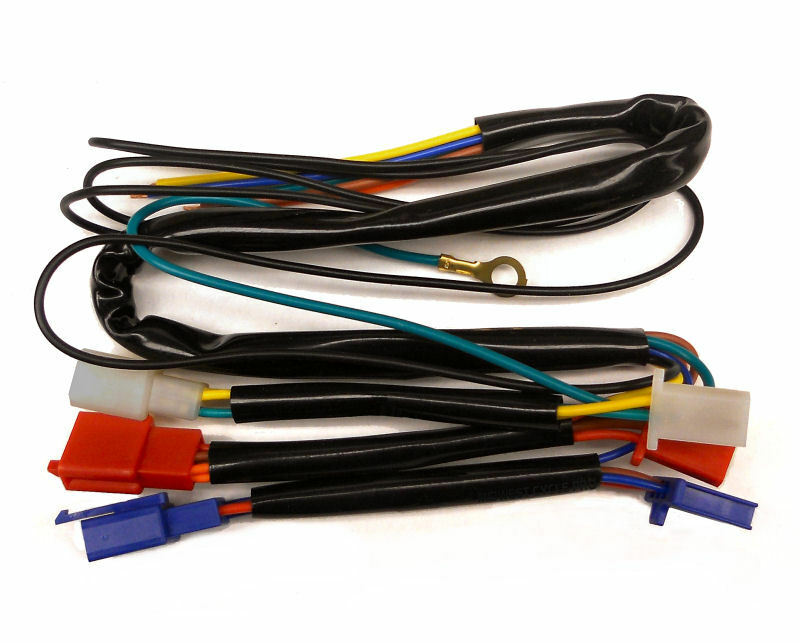 Gl1500 Trailer Wiring Harness : Gl trailer wiring harness for non abs brakes t