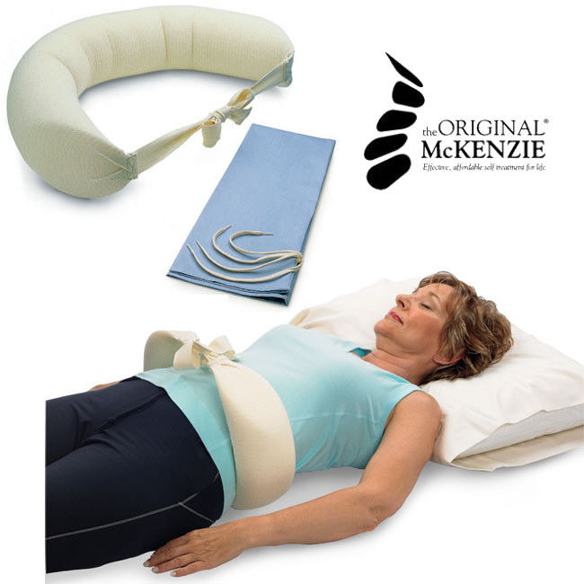 Original Mckenzie Night Sleep Roll Back Pain Stiffness