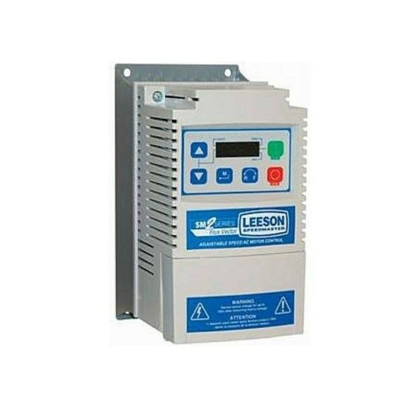 2hp Drive Variable Speed Controller Phase Converter 230v 1