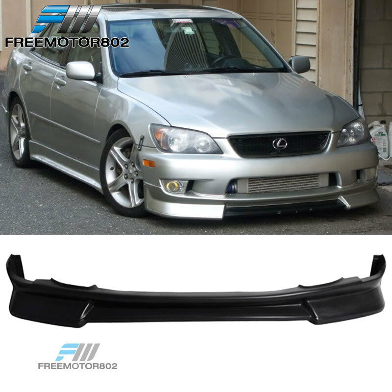 For 01-05 Lexus IS300 Front Bumper Lip Spoiler Bodykit WD