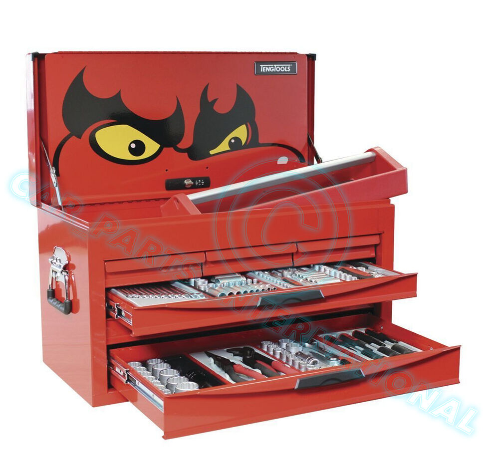 Teng Tools Tc806nf 6 Drawers Top Tool Storage Box Offer