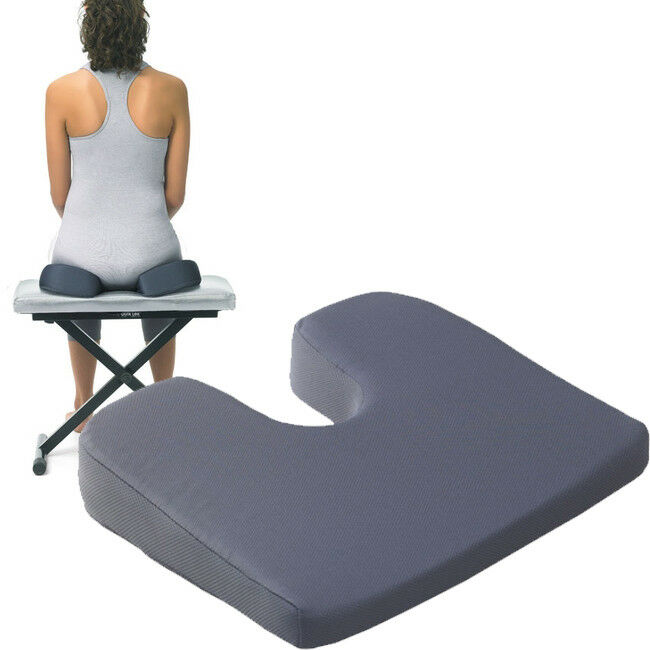 Optp Coccyx Pillow For Low Back Pain Relief Therapy Home
