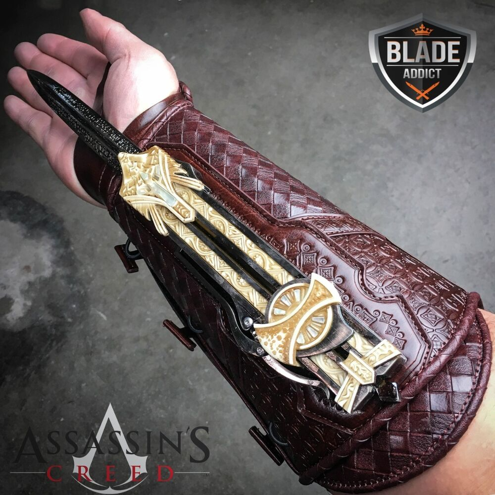 Schematics For Hidden Blade Assassins Creed Hidden Blade