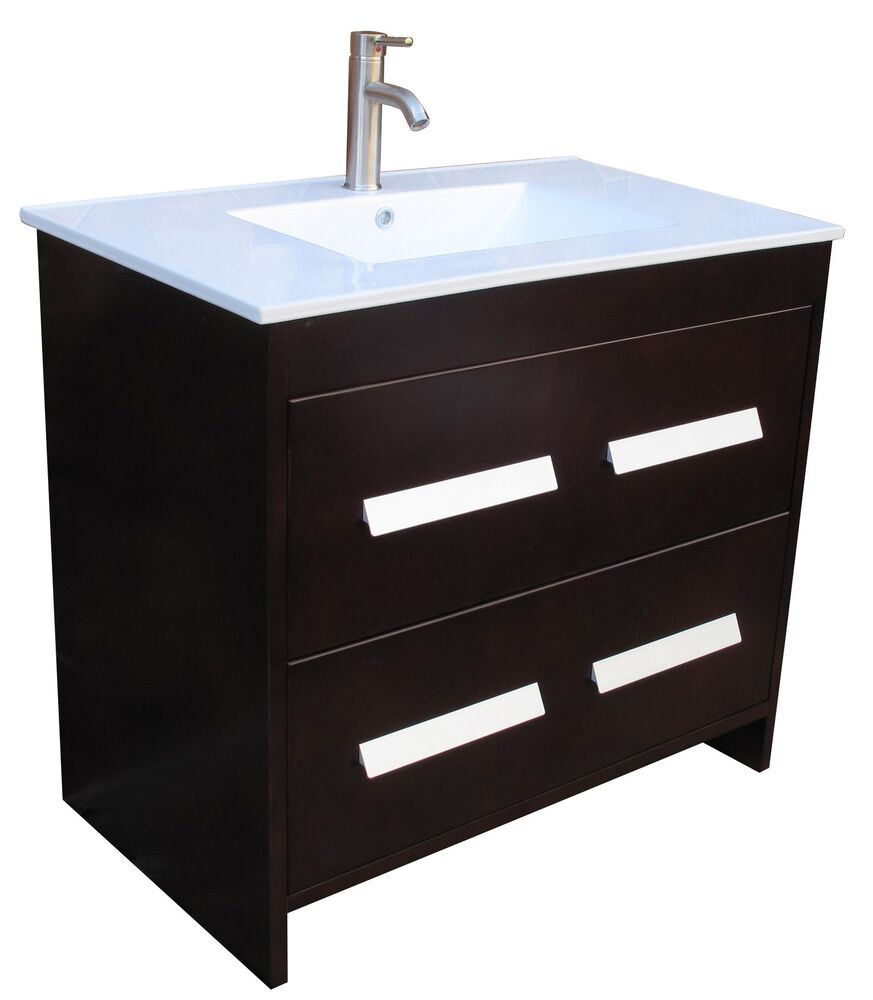 Image Result For Drawer Vanity Cabinet With Ceramic Sink