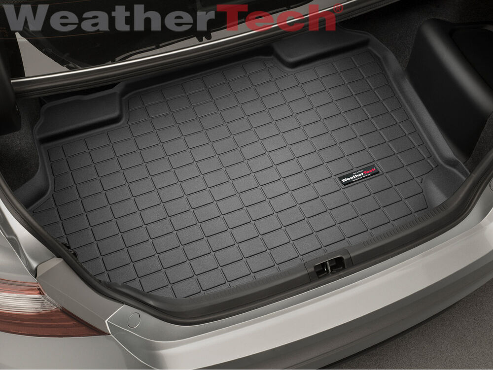 Weathertech Cargo Liner Trunk Mat For Toyota Camry Hybrid