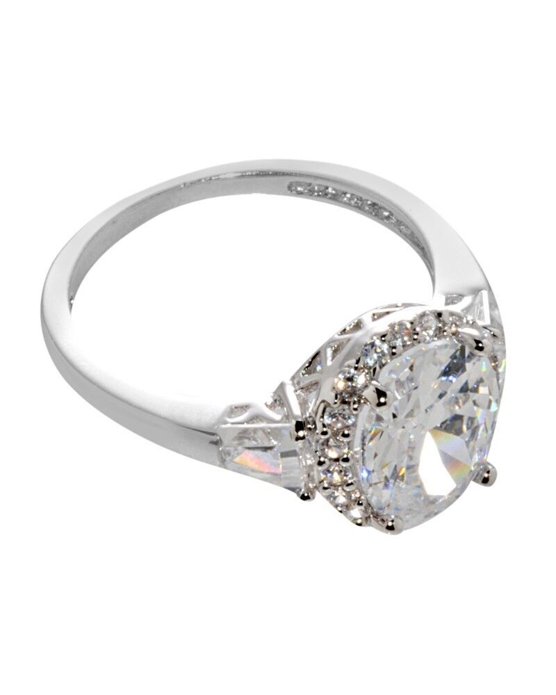 What Is A Zirconia Solitaire Ring