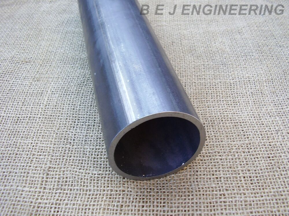 Round Steel Pipes : Mild steel pipe mm quot long round tube