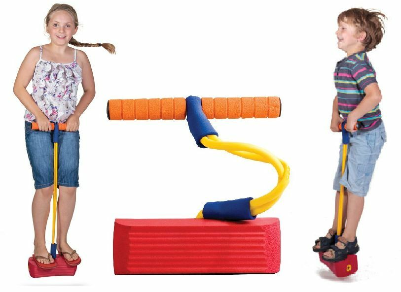 Toys For Exercise : Bungee bouncer space hopper pogo stick jumping exercise