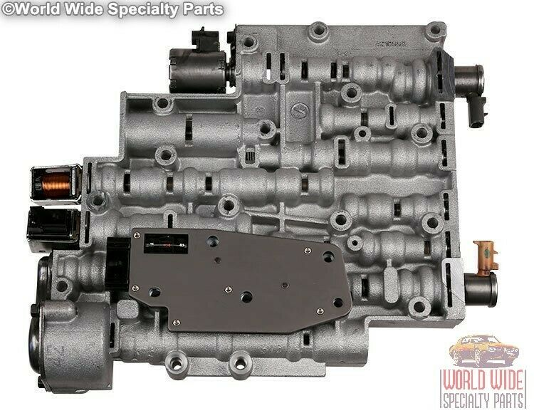 Gm 4l60e transmission Manual free