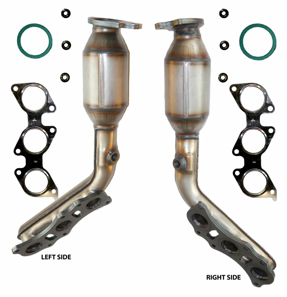 Turbo Kit Tacoma 4 0: Catalytic Converter For Toyota 4Runner FJ Cruiser Tacoma 4