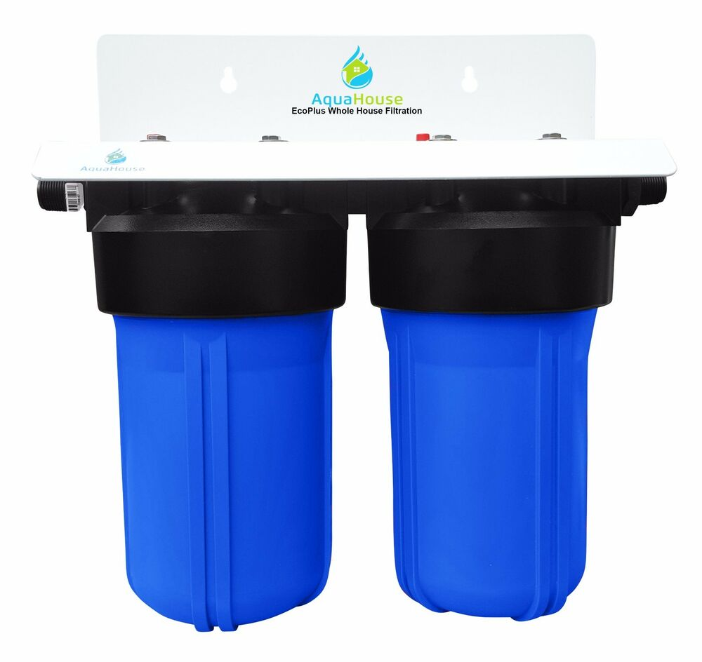 Whole House Water Filter Amp Salt Free Water Softener