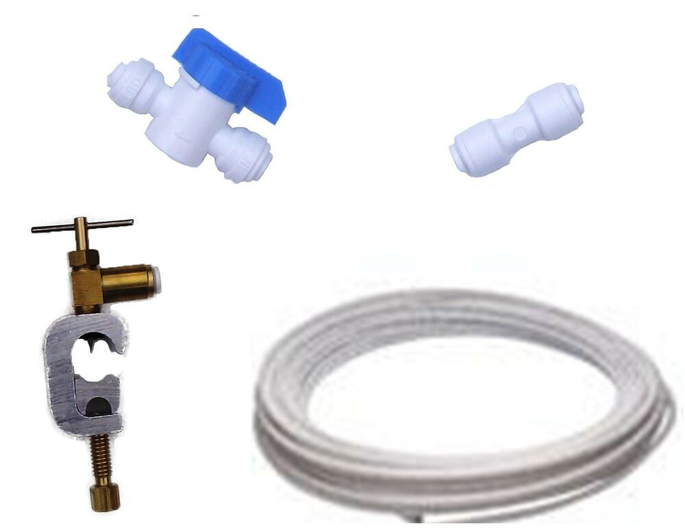 Mains Fed Plumbed Water Cooler Plumbing Fitting Connection