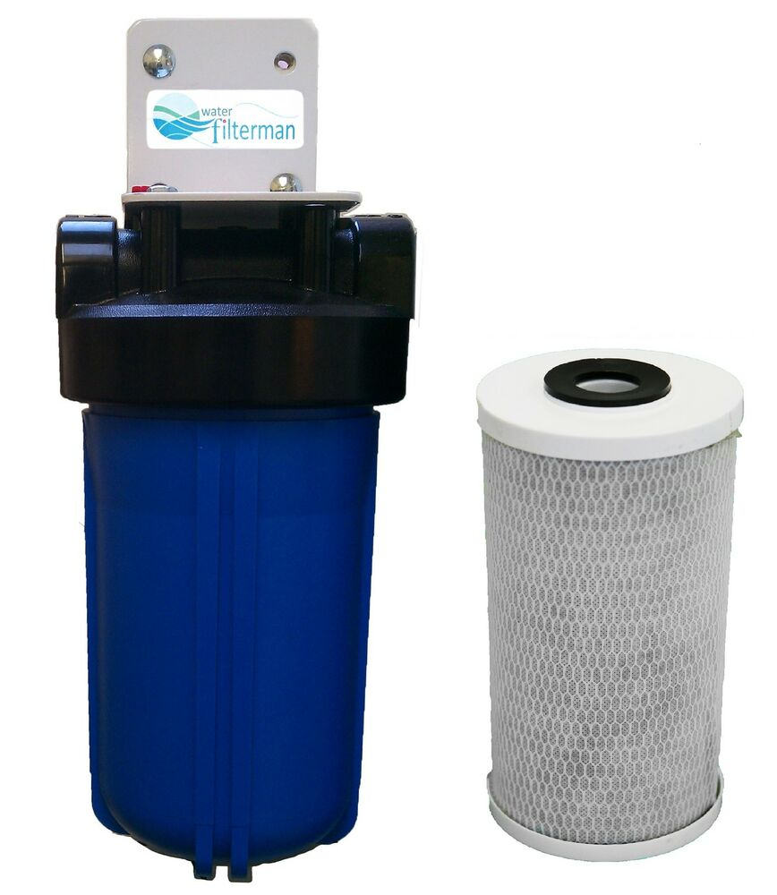 Whole House Water Filter System Purifier, Filtered Water ...