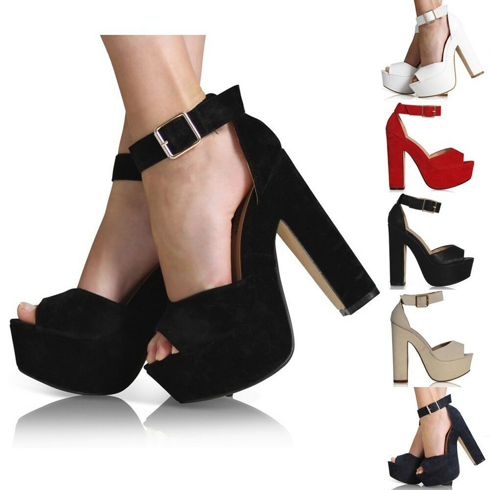 Chunky heels are back in trend! get your platform flared chunky heel, block heels, wooden clogs now at senonsdownload-gv.cf