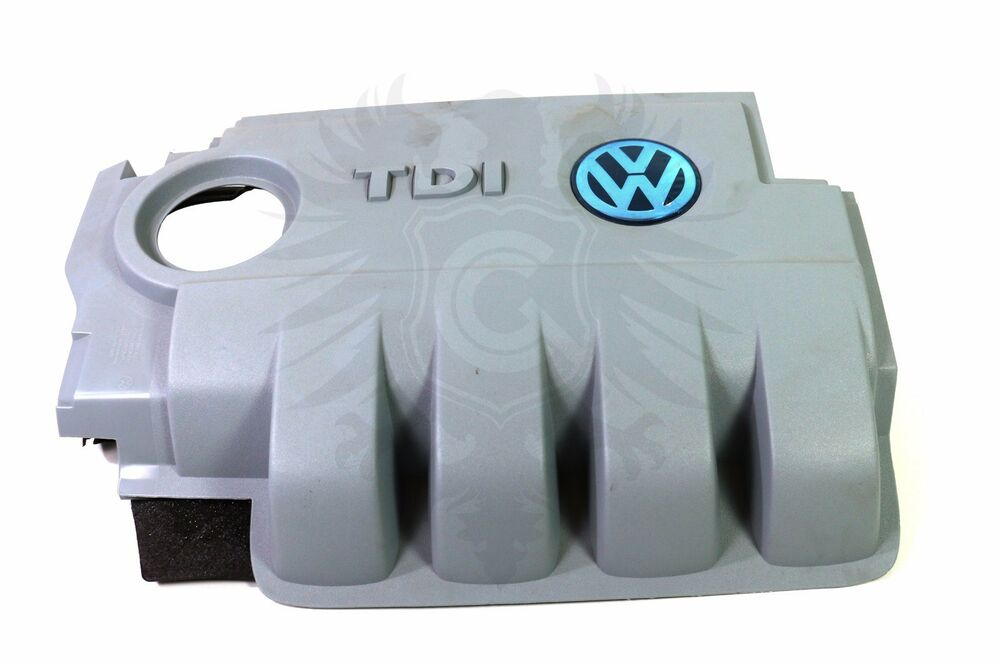 NEW GENUINE VW MK5 BRM JETTA TDI ENGINE COVER 03G103967 ...