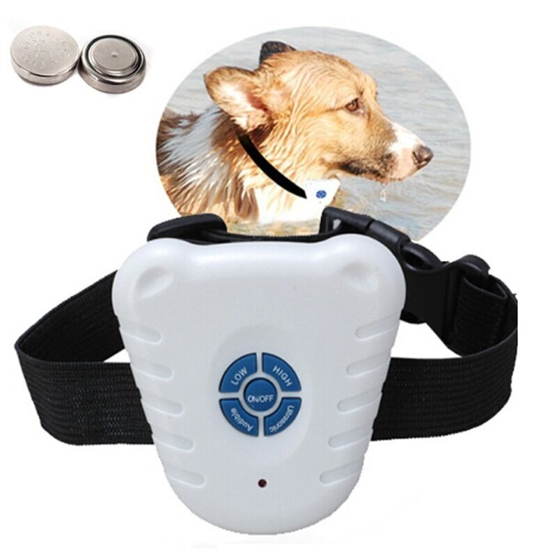 Ultrasonic Dog Training Collar