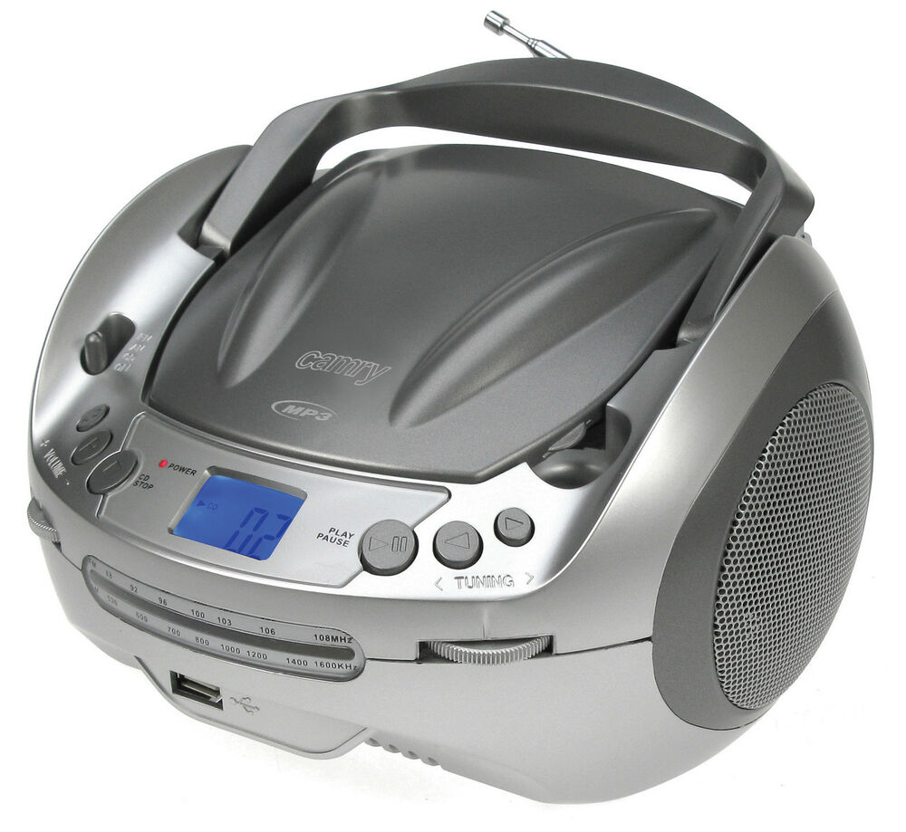 tragbarer cd mp3 player usb radio tragbares cd radio. Black Bedroom Furniture Sets. Home Design Ideas