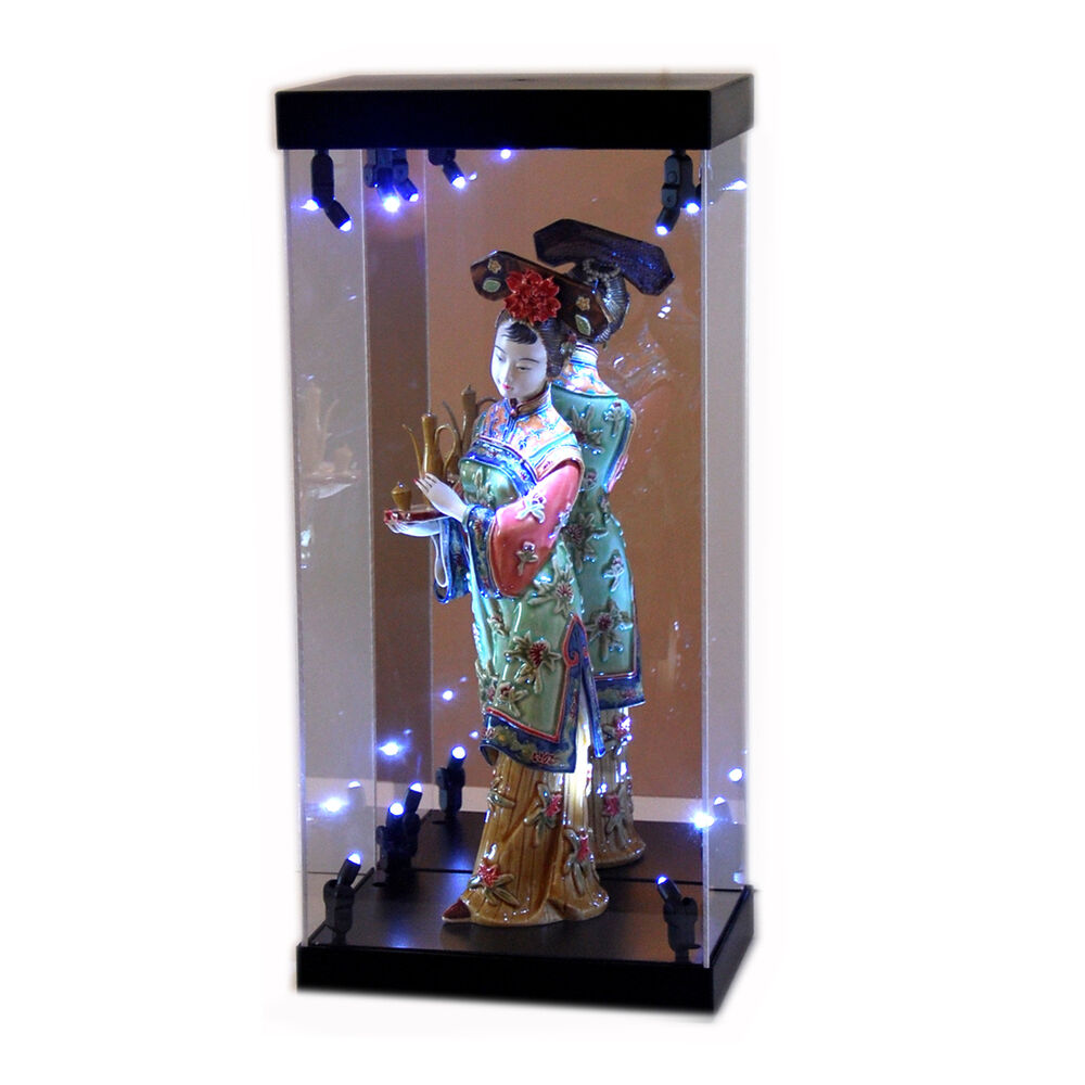 Mb Display Box Acrylic Case Led Light House For Chinese